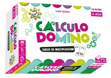 Jeu - Domino Tables de multiplication (Erickson)