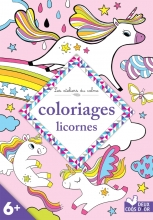 Coloriages licornes