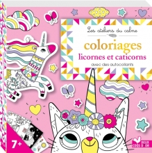 Colos et autocollants caticorns & Cie
